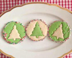 Árvores de natal doces (e os malditos macarons) 10