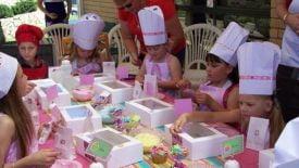 Festa de cupcakes 1