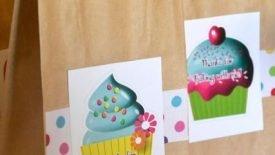 Festa de cupcakes 16