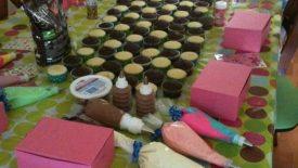 Festa de cupcakes 9