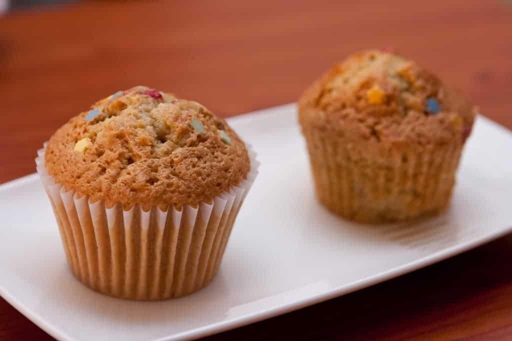 1 Receita básica para muffins e mil possibilidades