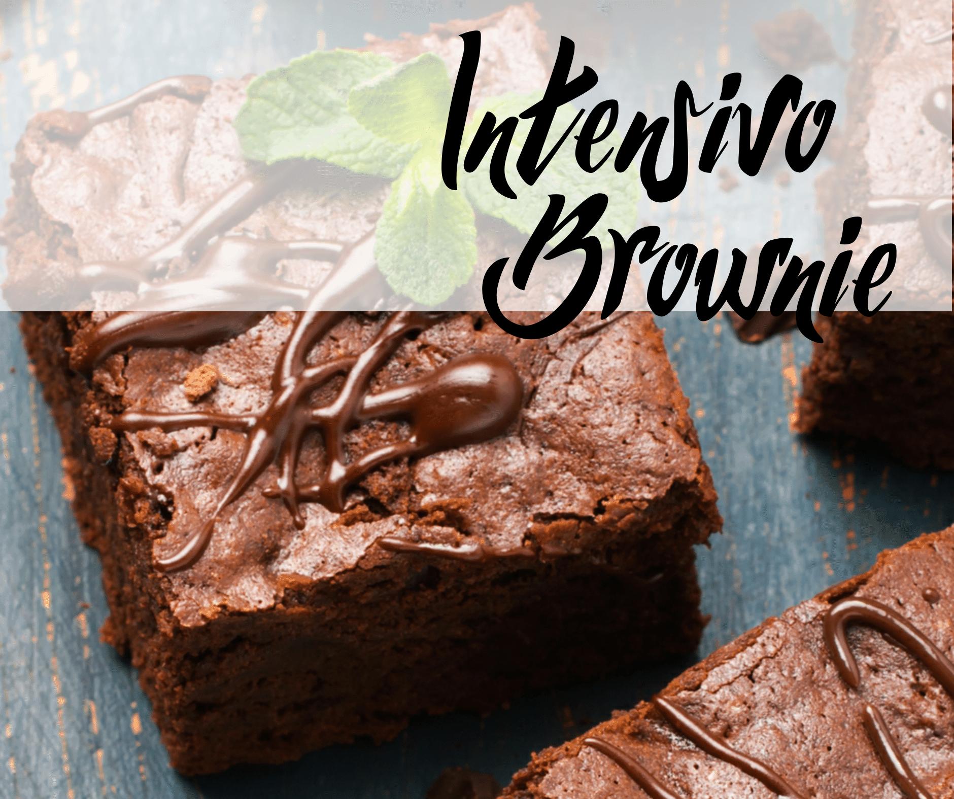Intensivo de brownie