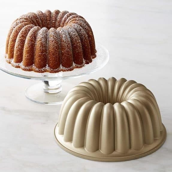 Sorteio: 1 (ou mais) Forma(s) de bundt cake da Nordic Ware 1