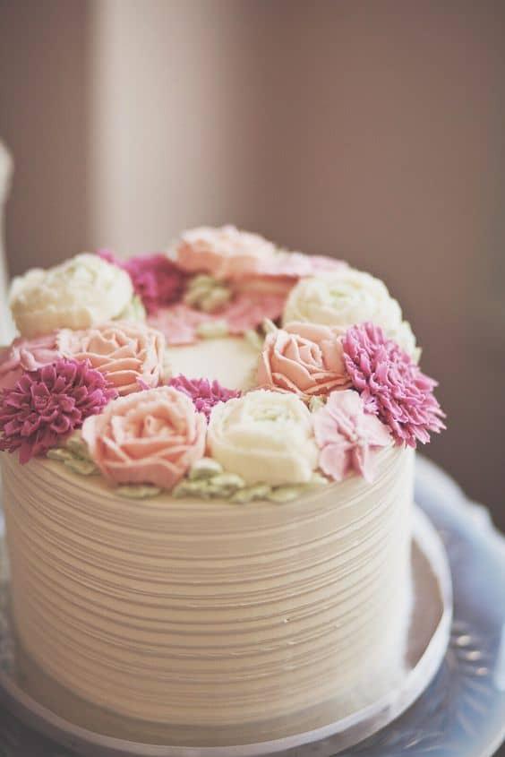 Flower cakes 19