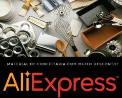 Sorteio rápido: produtos de cozinha do AliExpress 2