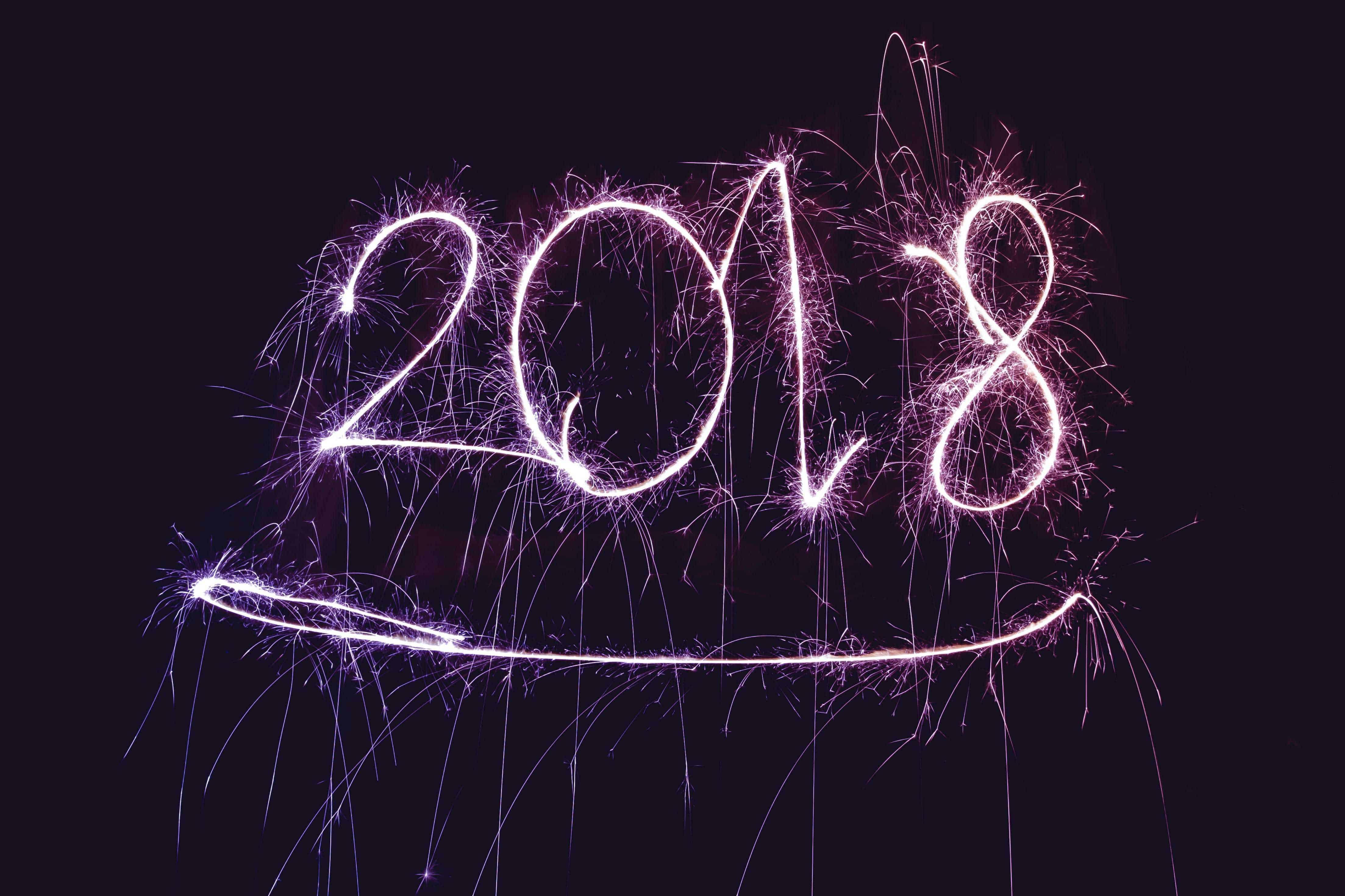 As novidades do Doce Blog em 2018