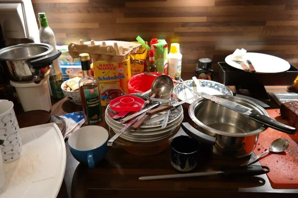 7 Besteiras que eu fiz ou faço na cozinha